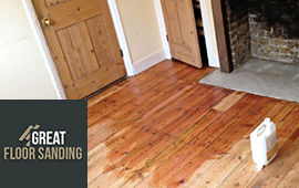 wood floor waxing london
