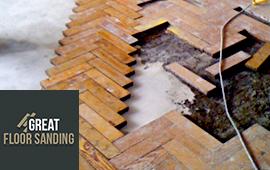 wood floor repair company in london