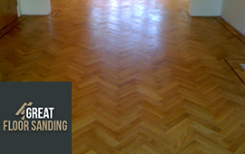 parquet floor sanding london