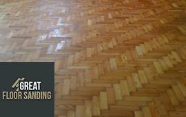 parquetry floor sanding London
