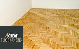 wood floor sealing in London
