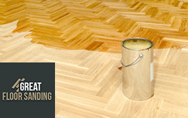 wood floor sealing service
