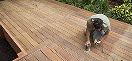 Decking Renovation