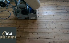 Bona Certified Floor Sanders in London