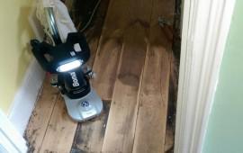 Edge Floor Sanding Machine