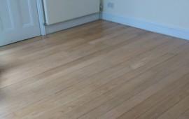 Sanded Floor in London