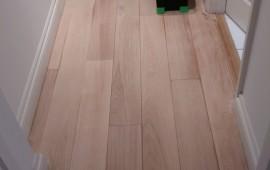 Renovated Wood Floor in London