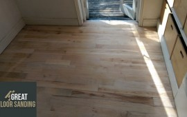 Affordable Floor Sanding in London