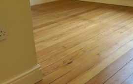 Wooden Floor Refinishing London