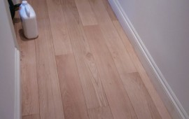 Professional Wood Floor Finishing in London