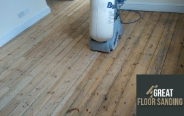 Affordable Floor Sanding London