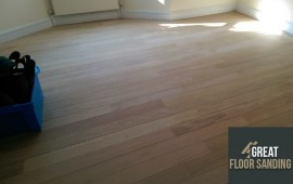 Expert Wooden Floor Sanding in London