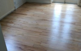 Wooden Floor Repair London
