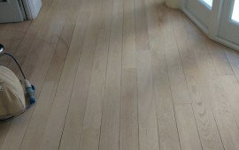 Wood Floor Refurbishment London