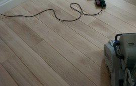Floor Sanding Company in London