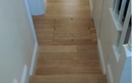 Staircase Restoration London