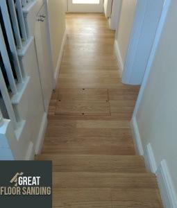 floor sanding Kilburn