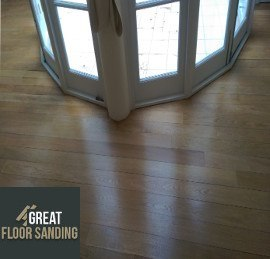 floor sanding in Maida Vale