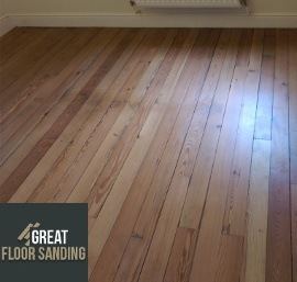 Floor Sanding Chiswick W4