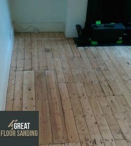 floor sanding Wimbledon SW19