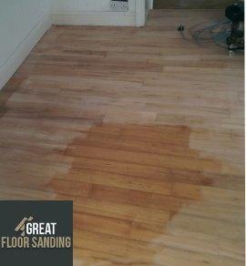 floor sanding Enfield EN