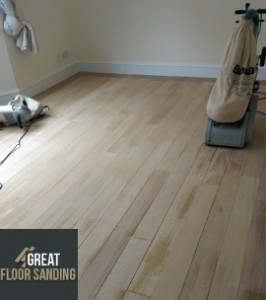 Floor Sanding in Earls Court