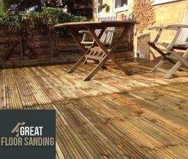 floor sanding St Johns Wood